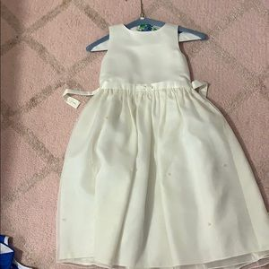 Girls wedding/communion dress
